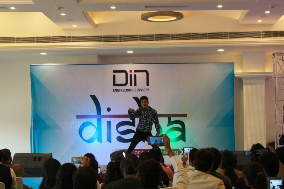 Disha_DIN_Annual_Company_Event
